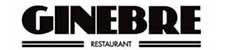 Ginebre restaurante Logo